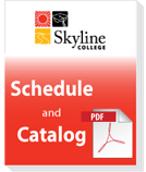 Skyline College Schedule of Classes